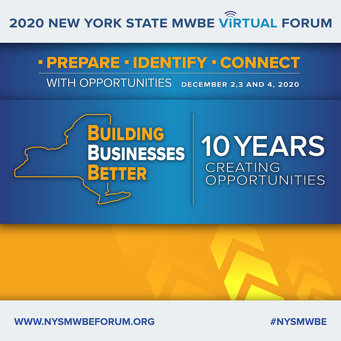 NYS MWBE Forum 2020