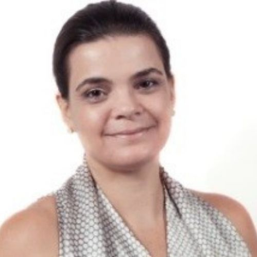 Headshot of Claudia Maria Tomaselli, Global NY Director, Brazil