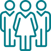 icon representing diverse workforce